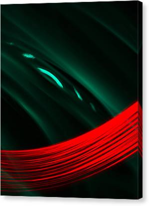 Abstract 35 Canvas Print