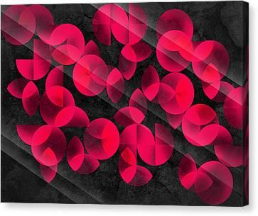 Abstract 4  Canvas Print by Mark Ashkenazi