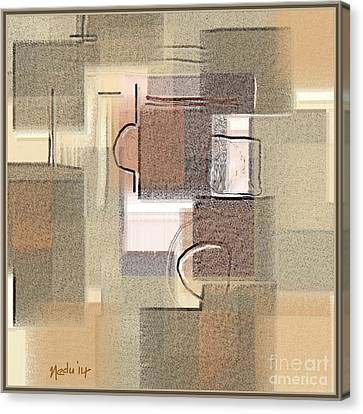 Abstract 949 Canvas Print by Nedunseralathan R