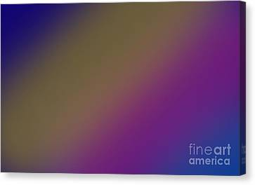Abstract And Polychromatic Background 2 Canvas Print by Enrique Cardenas-elorduy