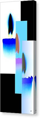 Abstract Fusion 220 Canvas Print