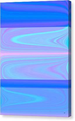 Abstract Fusion 229 Canvas Print