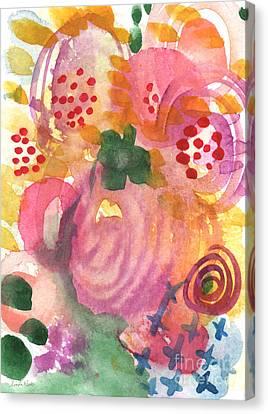 Abstract Garden #44 Canvas Print
