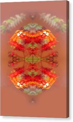 Abstract Lantern Canvas Print