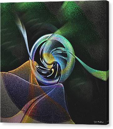 Abstract Llv Canvas Print by Tyler Robbins