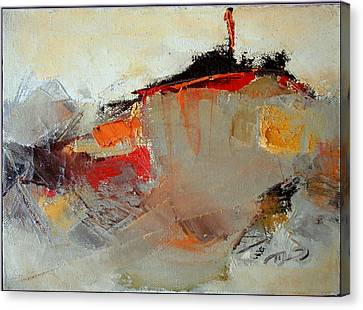 Abstract Lsndscape Canvas Print by  Pemaro