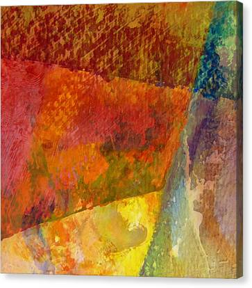 Abstract No. 2 Canvas Print by Michelle Calkins