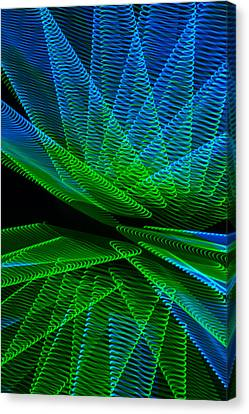 Abstract Number 4 Canvas Print by Garry Gay