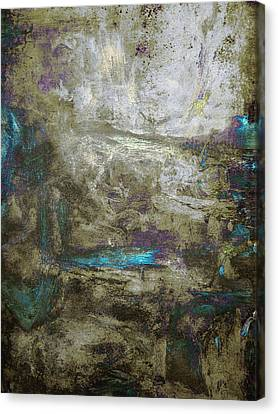 Sun Rays Canvas Print - Abstract Print 13 by Filippo B