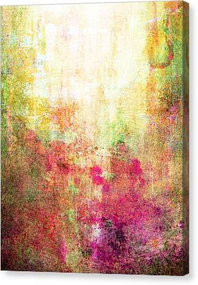 Abstract Print 14 Canvas Print by Filippo B