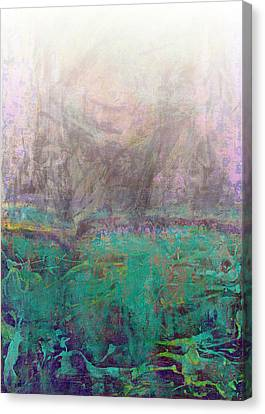 Sun Rays Canvas Print - Abstract Print 28 by Filippo B