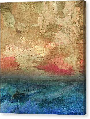 Abstract Print 3 Canvas Print by Filippo B