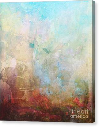 Abstract Print 6 Canvas Print by Filippo B
