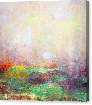 Sun Rays Canvas Print - Abstract Print 8 by Filippo B