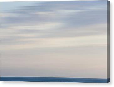 Abstract Seascape No. 01 Canvas Print