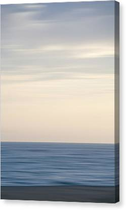 Abstract Seascape No. 04 Canvas Print