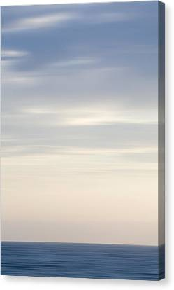 Abstract Seascape No. 05 Canvas Print