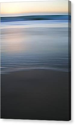 Abstract Seascape No. 06 Canvas Print