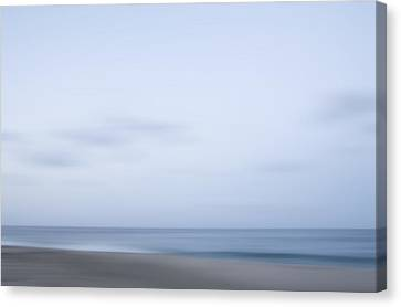 Abstract Seascape No. 08 Canvas Print