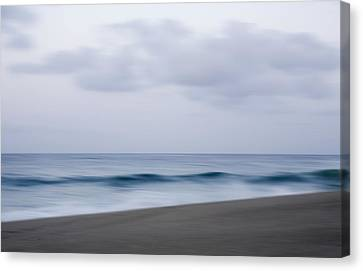 Abstract Seascape No. 09 Canvas Print