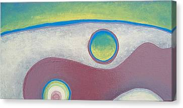 Abstract Canvas Print by Steve  Hester