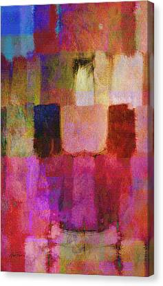 Abstract Study Two Canvas Print by Ann Powell
