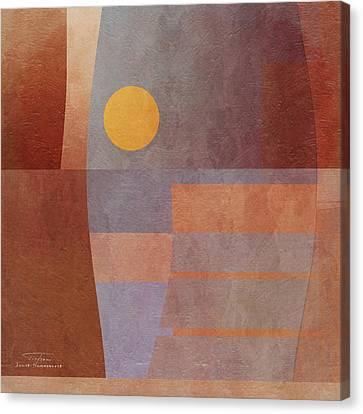 Abstract Tisa Schlemm 03 Canvas Print by Joost Hogervorst