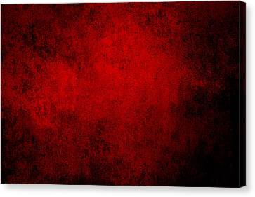 Abstract1 Canvas Print by Les Cunliffe