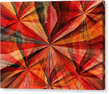 Canvas Print featuring the photograph Abstraction 1 by Gerry Bates
