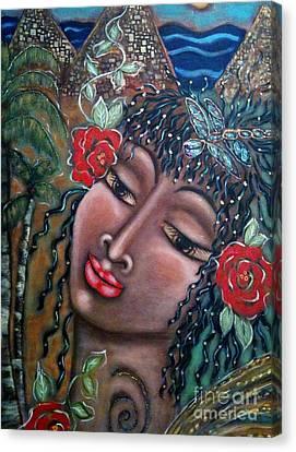 Abundance Canvas Print by Maya Telford