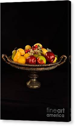 Abundant Fruit Canvas Print by Timothy OLeary