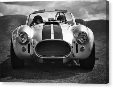 Ac Cobra 427 Canvas Print by Sebastian Musial