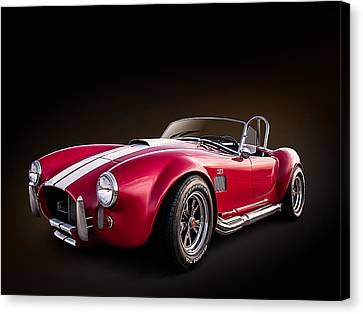 Ac Cobra Canvas Print by Douglas Pittman
