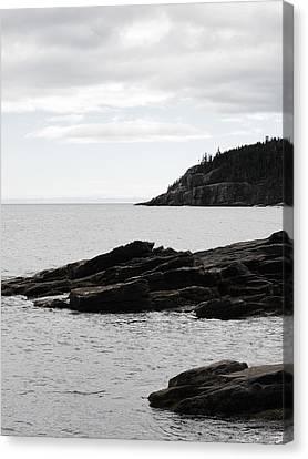 Acadia National Park Canvas Print by Paul Ge