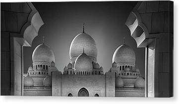 Cupola Canvas Print - Access To Heavens 2 by Ahmed Thabet