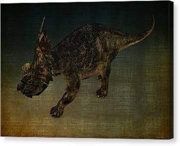 Achelosaurus Canvas Print