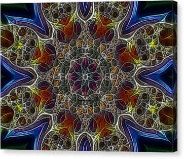 Acid Rock 1 Canvas Print