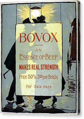 Ad Bovox, C1895 Canvas Print by Granger