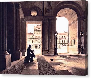 Adagio Parisienne Canvas Print by Joachim G Pinkawa
