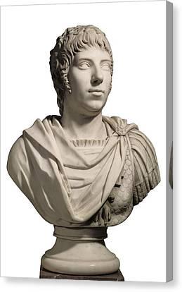 Adan, Juan Antonio 1741-1816. Bust Canvas Print