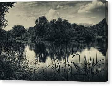 Adda River 3 Canvas Print
