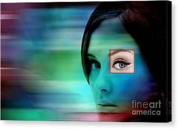 Adele Canvas Print - Adele by Marvin Blaine