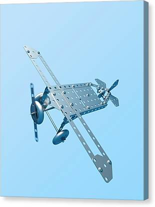 Aeronautical Engineering Canvas Print