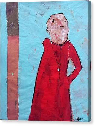 Aetas No 5 Canvas Print