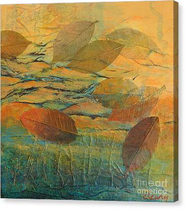 Afloat 1 Canvas Print by Melody Cleary