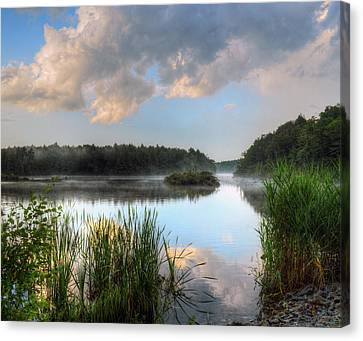After A Passing Storm Canvas Print