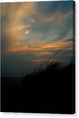After Glow Canvas Print by Glenn McCurdy