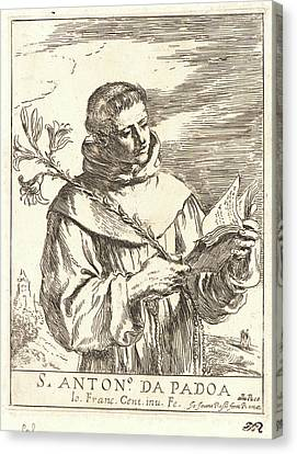 After Guercino Aka Giovanni Francesco Barbieri Italian Canvas Print by Litz Collection