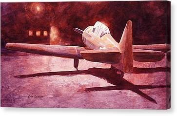 After Hours Canvas Print by John  Svenson