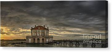 After The Storm 3 Canvas Print by Giovanni Chianese